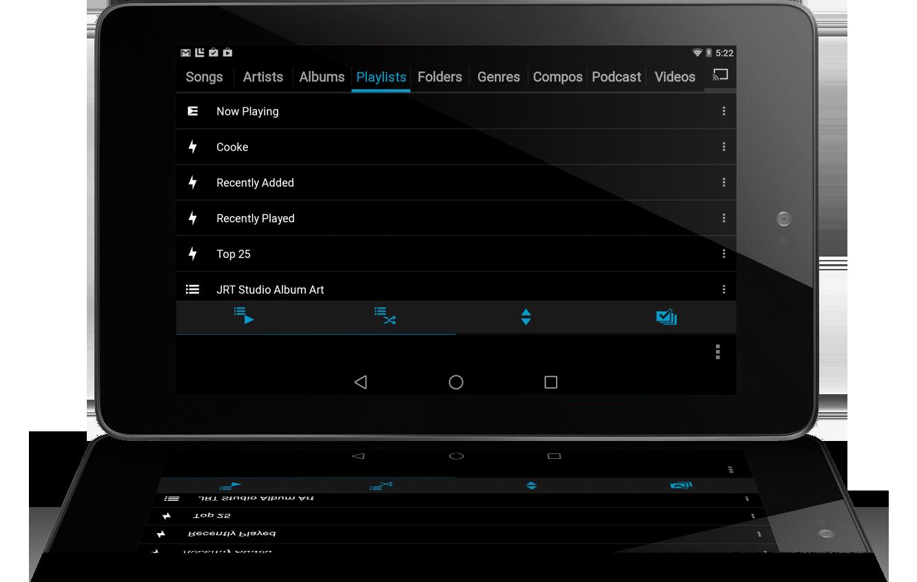 rocket player premium audio apk free
